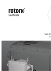 Rotork - SM-5100 Series - Rotary Actuators - Instruction Manual
