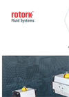 Rotork - GT Range - Rack & Pinion Actuators for Rotary Valve Control - Brochure