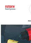 Rotork - RCI200 Range - Compact Scotch-Yoke Actuators for Quarter-Turn Valves - Brochure