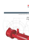 GP Range - Pneumatic Scotch Yoke Actuators - Manual