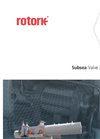 Rotork - Subsea Valve Actuation - Brochure