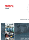 Rotork - Gears Capabilities and Facilities - Brochure