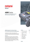 ABM Series - Quarter-Turn Gearboxes for Use With Motorised Applications - Brochure