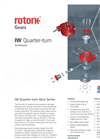 IW Quarter-Turn Gear Series - Gearboxes - Brochure