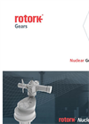 Rotork - Nuclear Gearsboxes - Brochure