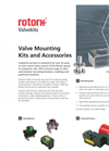 Rotork Valvekits - Valve Mounting Kits and Accessories - Brochure