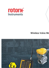 Rotork Instruments - Wireless Valve Monitoring - Brochure