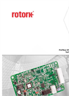 Model IQ Mk3, IQT Mk3, Sl3, CVA, CMA - Profibus DP Option Card Technical Manual