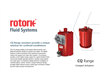 Rotork - Model CQ Range - Fully-Concentric And Balanced Actuator Catalogue