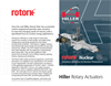 Fluid Power Nuclear Safety Related Actuators Catalogue