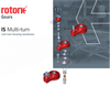 Rotork - Model IS Series - Multi-Turn Spur Gears Brochure