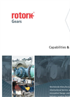 Rotork - Model DSB Range - Multi-Turn Input Bevel Gearboxes Brochure