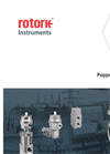 Rotork Midland - Model ACS - 1750 Series - Mechanically Operated Poppet Valves Brochure