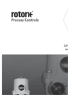 Rotork - Model GPSA Range - Linear and Rotary Process Control Actuators Instruction Manual