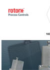 Rotork - Model MV-1000/VA-1000 - Process Control Actuators Brochure