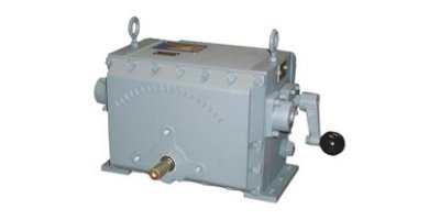 Rotork - Model SM-1700/5000 Range - Combustion Air and Flue Gas Electric Rotary Actuators