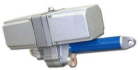 Rotork - Model LA-2400 Range - Combustion Air and Flue Gas Electric Linear Actuators