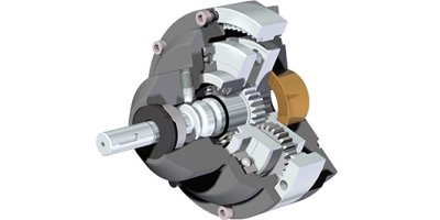 Rotork - Model DSIR Range - Dual Speed Input Reducer