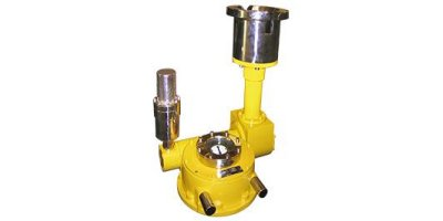 Rotork - Model WGS Range - Quarter-Turn Subsea Gearboxes