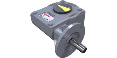 Rotork - Model ABM Range - Motorised Quarter-Turn Gearboxes