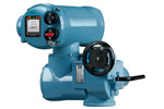 Rotork - Model CK Range - Advanced Modular Design Electric Valve Actuators