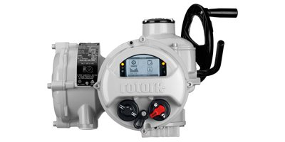 Rotork - Model IQ3 - 3rd Generation IQ Intelligent Valve Actuator
