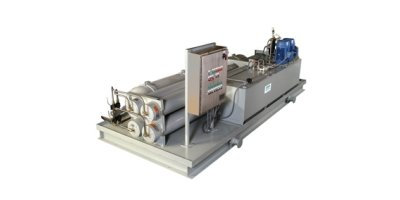 Rotork - Model HPU Range - Hydraulic Power Units