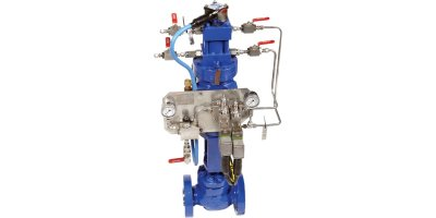 Rotork - Model ACS Range - Electro Hydraulic Stepping Actuators