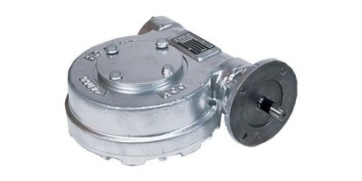 Rotork - Model MTW Range - Multi-Turn Worm Gearboxes