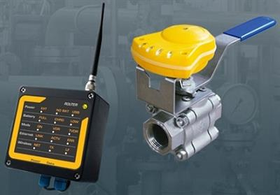 Rotork - Wireless Valve Monitoring