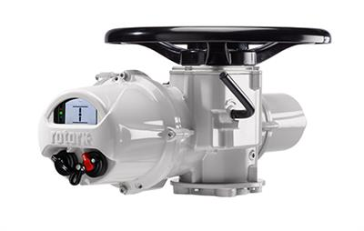 Rotork - Model IQ - Multi-Turn  and Part-Turn Electric Actuators for Arduous Enviroments