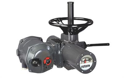 Rotork - Model AWT Range - Multi-turn Electric Actuators