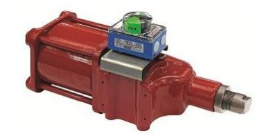 Rotork - Model CP Range - Scotch Yoke Actuators