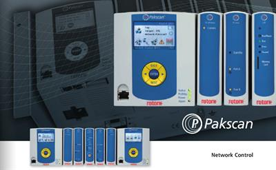 Rotork Pakscan - Model P3 - Remote Control Network System