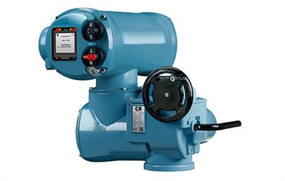 Rotork - Model CK Range - Modular Design Electric Valve Actuators