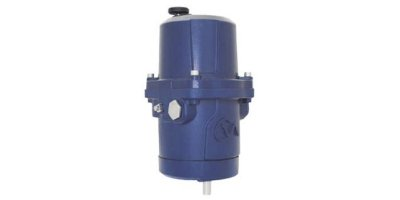 Rotork - Model CMR - Rotary for Process Control Actuator