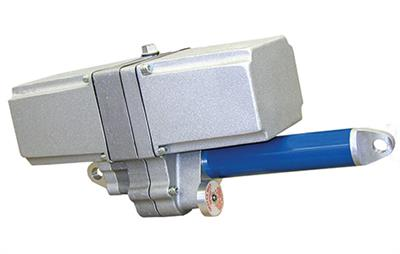 Rotork - Model LA-2000 - Heavy-duty Linear Actuators