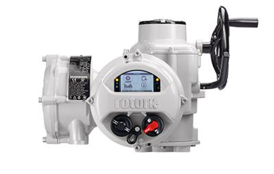 Rotork - Model IQS - Multi-Turn Single Phase Electric Actuators
