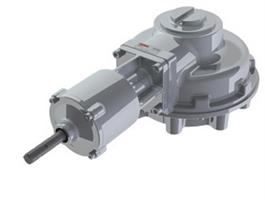 Rotork - Model HOB/MPR - Bevel Gear Operators