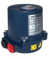Rotork - Model ROM - Electric Actuators