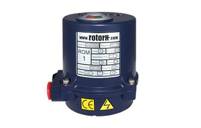 Rotork - Model ROM / ROMpak - Electric Actuators