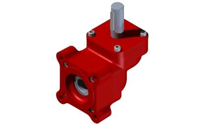 Rotork - Model W100 - Shaft Direction Changing Gearbox