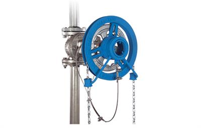 Rotork - Model Rotohammer Chainwheels - Chainwheels and valve extensions