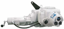 Model SM-6000 - Range Heavy-Duty Rotary Actuators