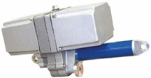 Model LA-2000 Range - Heavy-Duty Linear Actuators