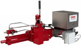 Model HPG Range - Direct High-Pressure Gas Actuators