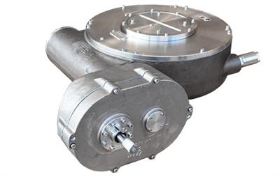 Model WG-SS Range - Stainless Steel Gearboxes