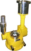Model WGS Range - Subsea Quarter-Turn Gearboxes