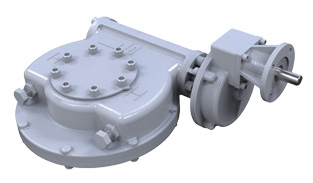 Model IW Range - High Torque Part-Turn Worm Gear Operators