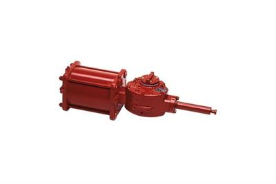 Rotork - Model P/H Range - Actuators